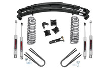 4IN Ford Suspension Lift Kit (1978-79 Bronco 4WD)