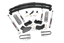 4in Ford Suspension Lift System (91-94 Explorer 4WD)