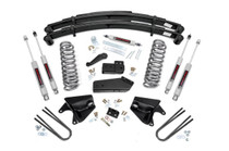 4in Ford Suspension Lift System (80-96 Bronco 4WD)