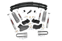 4in Ford Suspension Lift System (84-90 Bronco II 4WD)