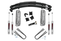 4in Ford Suspension Lift System (70-76 F-100/75-76 F-150 4WD)