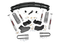 4in Ford Suspension Lift System (83-97 Ranger 4WD)