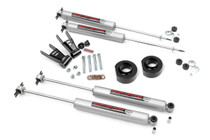 1.5in Jeep Suspension Lift Kit (84-01 Cherokee XJ 4WD)