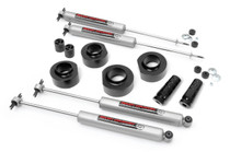 1.5in Jeep Suspension Lift Kit (97-06 Wrangler TJ/04-06 Wrangler Unlimited LJ) with N3 Shocks +$100.00