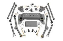 4in Jeep Long Arm Upgrade Kit (93-98 Grand Cherokee ZJ)(93-98 Grand Cherokee ZJ 4WD)