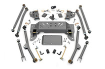 4in Jeep Long Arm Upgrade Kit (93-98 Grand Cherokee ZJ)(93-98 Grand Cherokee ZJ 4WD)
