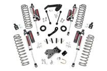 4in Jeep Suspension Lift Kit (07-18 JK Wrangler) with Vertex Reservoir Upgrade