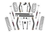 4in Jeep Suspension Lift Kit (03-06 Wrangler TJ/04-06 Wrangler Unlimited TJ)