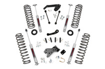 4in Jeep Suspension Lift Kit (07-18 JK Wrangler Unlimited)