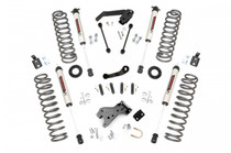 4in Jeep Suspension Lift Kit (07-18 JK Wrangler Unlimited) w/ V2 Monotube Shock Upgrade