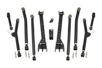 4-6in Jeep Long Arm Upgrade Kit (97-06 Wrangler TJ)