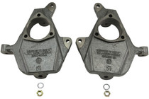 "00-06 Chevy Suburban, Yukon XL (2WD & 4WD) 2"" Drop Spindles (sold in pairs)"