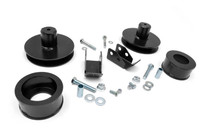 2in Jeep Suspension Lift Kit (97-06 Wrangler/04-06 Wrangler Unlimited)