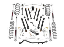 4in Jeep X-series Suspension Lift Kit (97-06 Wrangler TJ/04-06 Wrangler Unlimited TJ )