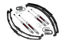 2.5in Jeep Suspension Lift Kit (87-95 Wrangler YJ)