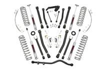 4IN Jeep Long Arm Suspension Lift Kit (07-18 Wrangler JK )