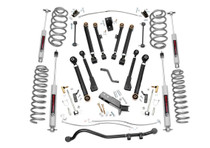 6in Jeep X-series Suspension Lift Kit (97-06 Wrangler TJ / 04-06 Wrangler Unlimited LJ)