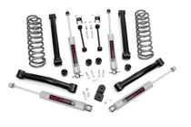 3.5in Jeep Suspension Lift Kit (V-8)(93-98 ZJ Grand Cherokee)