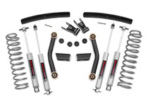 4.5in Jeep Suspension Lift Kit (86-93 Comanche MJ 4WD)
