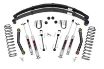 4.5in Jeep Suspension Lift System (84-01 Cherokee XJ 4WD)