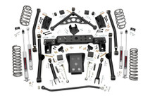 4in Jeep Long Arm Suspension Lift Kit (99-04 Grand Cherokee WJ 4WD)