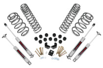 3.75in Jeep Combo Lift Kit (97-06 Wrangler TJ/04-06 Wrangler Unlimited LJ) with N3 Shock upgrade +$130.00