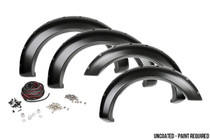 15-17 Ford F150 Pocket Fender Flares w/Rivets (Unpainted)