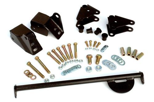 76-86 Jeep CJ7 Shackle Reversal Kit