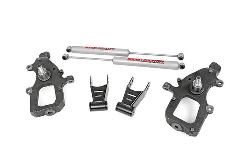 """2""""/2"""" Performance Lowering Kit (04-08 Ford F150 2WD)"""