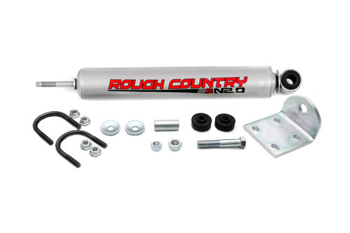 99-04 Ford F350 Super Duty 4WD Steering Stabilizer