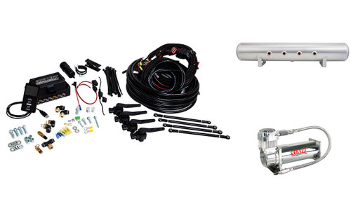 "1/4"" Air Lift 3H Kit with 5 Gallon Tank"