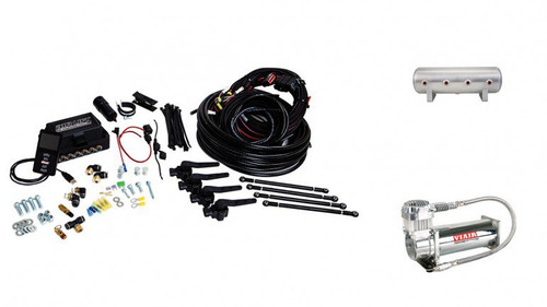 "3/8"" Air Lift 3H Kit with 2.5 Gallon Tank"