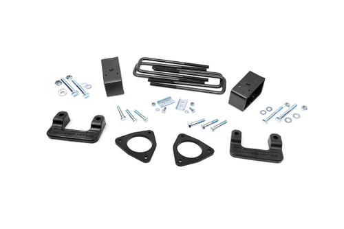 2.5in GMC Leveling Lift Kit (14-17 1500 Denali PU w/MagneRide)