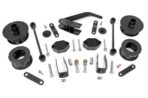 2.5in Jeep Series II Suspension Lift Kit (07-18 JK Wrangler / 07-18 JK Wrangler Unlimited )