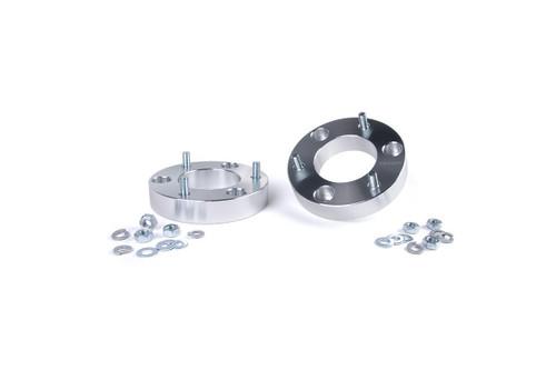 2in Nissan Leveling Kit (2017-19 Titan)Aluminum