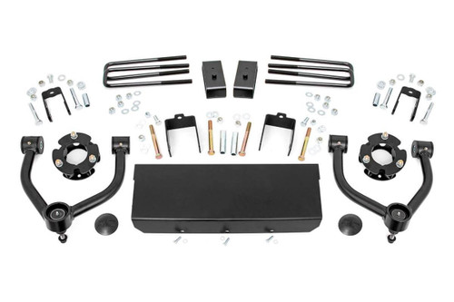 3in Nissan Bolt-On Lift Kit (16-19 Titan XD 2WD/4WD)