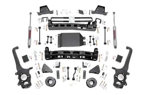 6in Nissan Suspension Lift Kit (2017-19 Titan 4WD)