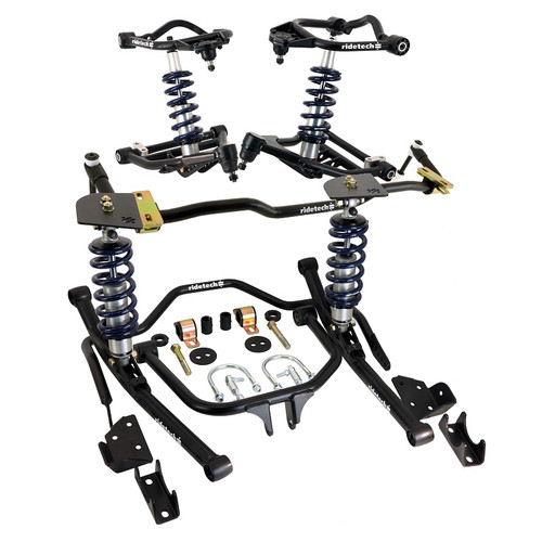 CoilOver System for 58 Impala