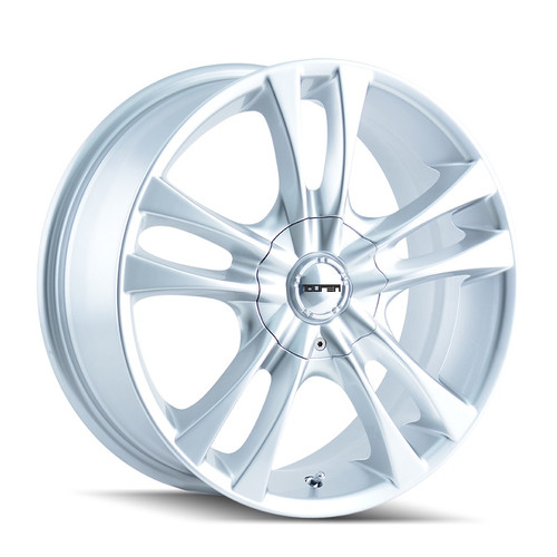 Touren TR22 Hypersilver 16X7 5-100/5-114.3 40mm 72.62mm