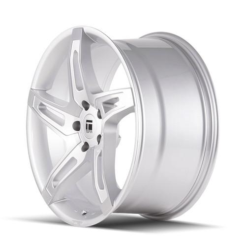 Touren TR04 Brushed Silver 20x10 5-114.3 40mm 72.6mm