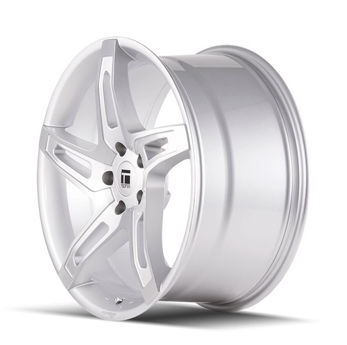 Touren TR04 Brushed Silver 20x10 5-112 40mm 66.56mm