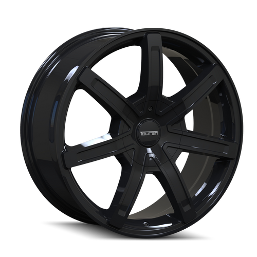 Touren TR65 Black 18x8 5-112/5-120 35mm 74.1mm