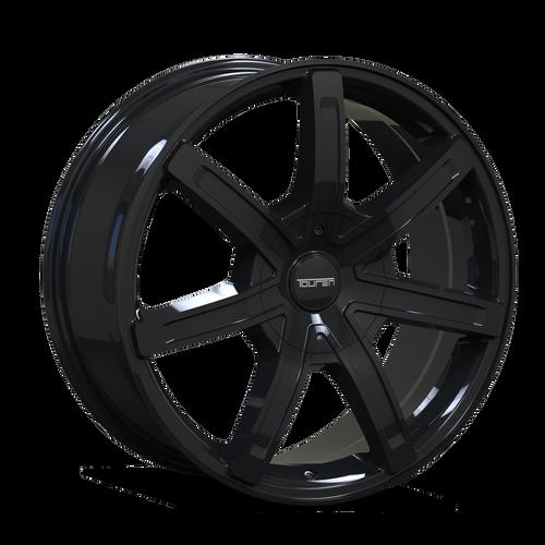 Touren TR65 Black 17x7.5 6-135/6-139.7 20mm 106mm