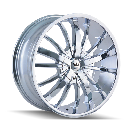 Mazzi 364 Essence Chrome 22X9.5 5-127/5-139.7 18mm 87mm