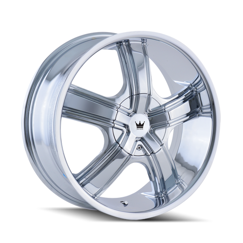Mazzi 359 Boost Chrome 18X7.5 5-110/5-115 40mm 72.62mm