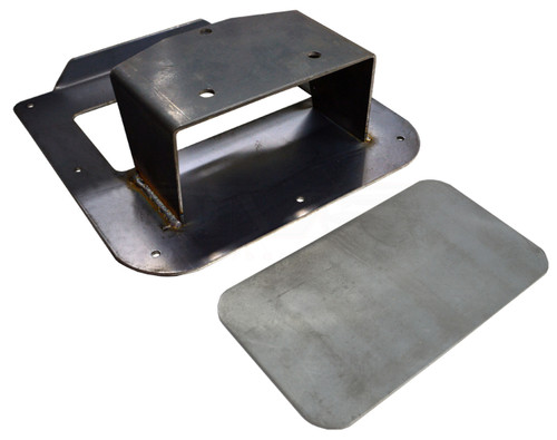 1988 to 1998 Chevy/GMC Fullsize Shaved Tailgate Handle Relocator w/Filler