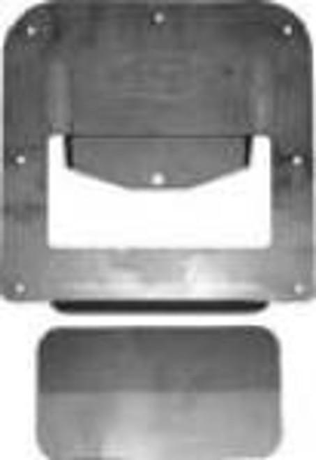 99-06 Chevy/GMC Fullsize AVS Shaved Tailgate Handle Relocator w/Filler