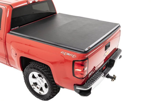 GM Soft Tri-Fold Bed Cover (14-18 1500 PU)