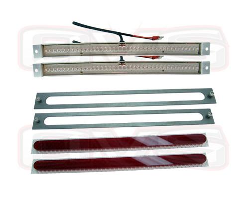 "11"" Red LED AVS Tail Light Kit"