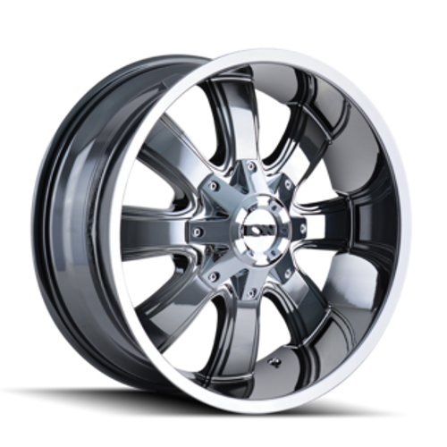 ION 189 PVD2 Chrome 18X10 5-139.7/5-150 -19mm 110mm